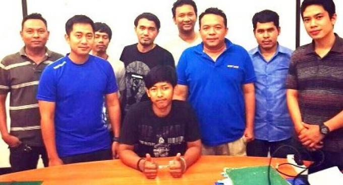 Un voleur en série armé de 19 ans arrêté par la police de Phuket