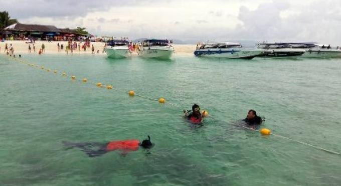 De nouvelles zones de baignade sécuritaires sont mis en place au large de Phuket après la mort du