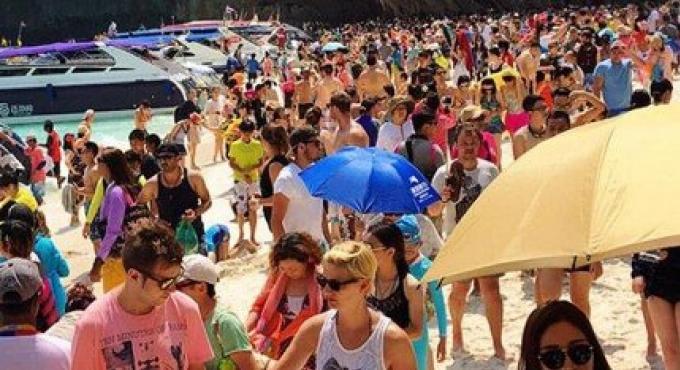 Le service des parcs veut freiner les visites touristiques dans les sites marins au large de Phuket