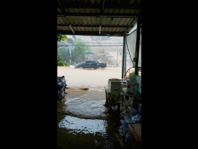 Des inondations ont sévi dans le sud de Phuket