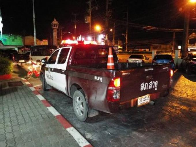 Un suspect est toujours en fuite après s'être echappé de la camionnette de police