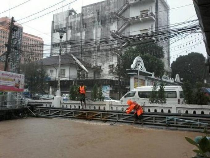 Phuket Town un projet de B500mn pour la prévention des inondations