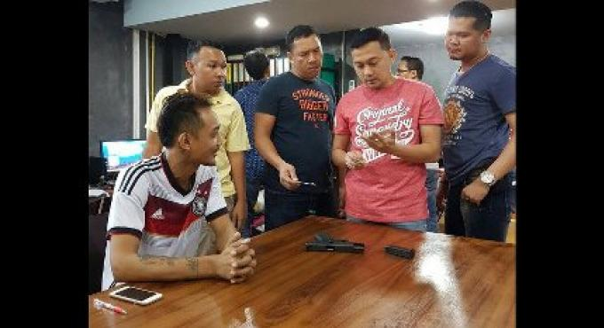 Le tireur accusé de tentative d'assassinat sur le parking de Patong se rend