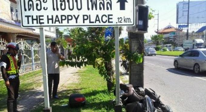 Les gens de Phuket sont «moins heureux» dans le sud de la Thaïlande, annonce le sondage «moins h