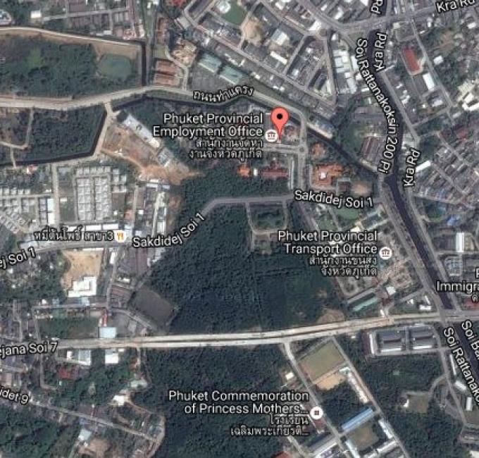 Les sanctions pour travailler sans permis à Phuket