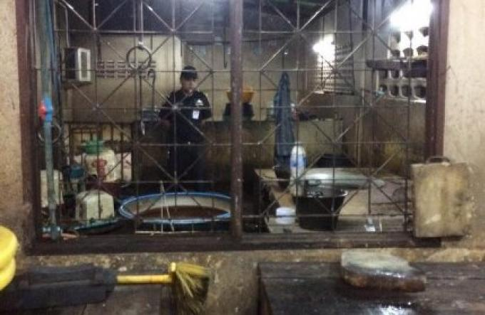 Un abattoir illégal à Kathu