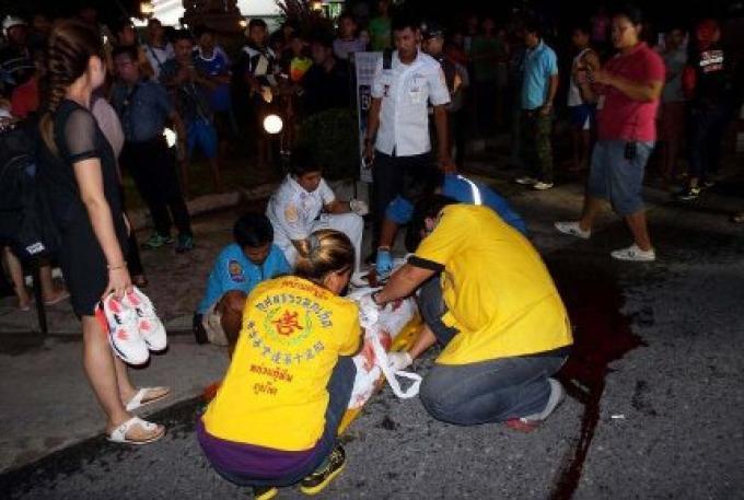 Un père se fait percuté, il est mort devant sa femme et ses enfants