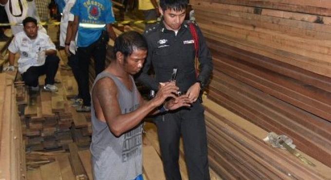 Un migrant du Myanmar poignardé à mort le premier jour de son travail dans une usine de bois Phuke