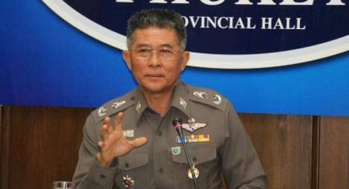 Article d'hier: La police de Phuket recherche des suspects après une alerte à la bombe à Patong