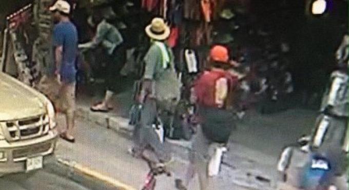 La police de Phuket recherche les poseurs de bombes de Patong