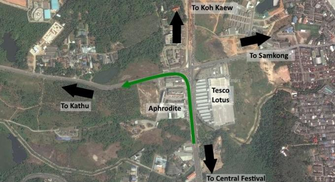 Le tunnel de Sam Kong sera terminé dans deux semaines ! En tout cas le chef de projet l'espère