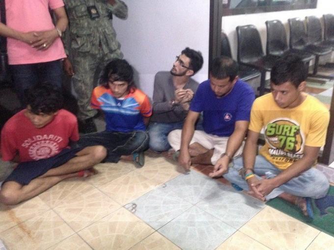 Cinq trafiquants présumés arrêtés avec près de 450kg de kratom