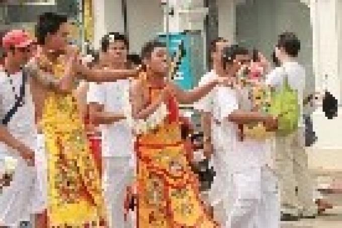 Le festival végétarien de Phuket se déroulera en Octobre