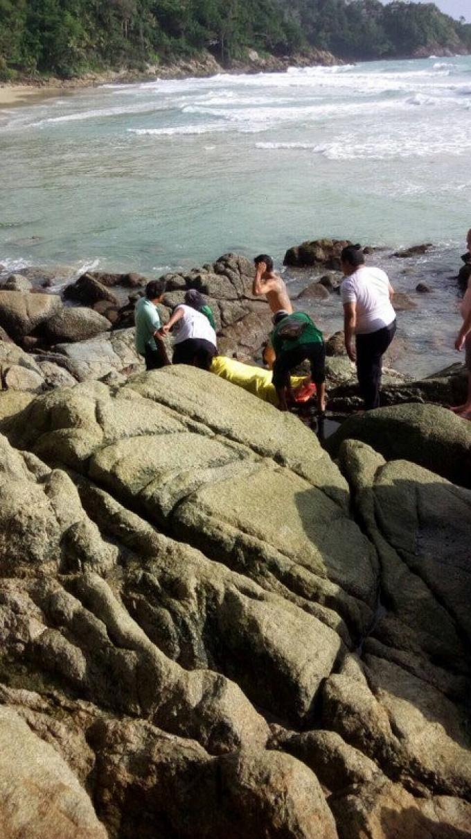 Une française se noie près d'une plage non surveillée