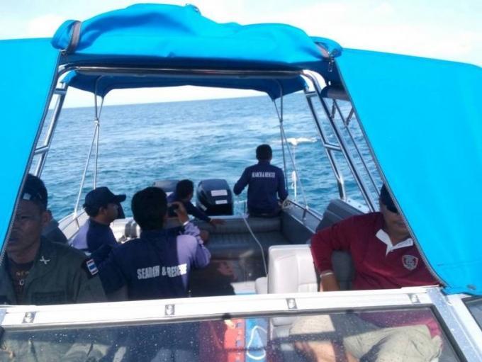 Les corps retrouves près de Phi Phi pourraient être ceux de l'équipage disparu