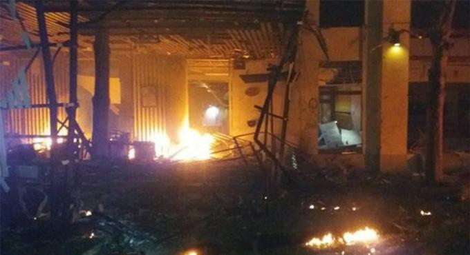Une 'Double explosion' tue une personne et en blesse 29 autres à Pattani