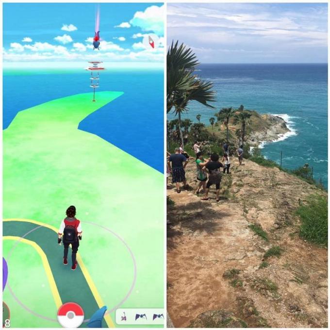 Pokémon Go, à peine une malédiction pour Phuket selon les sondages