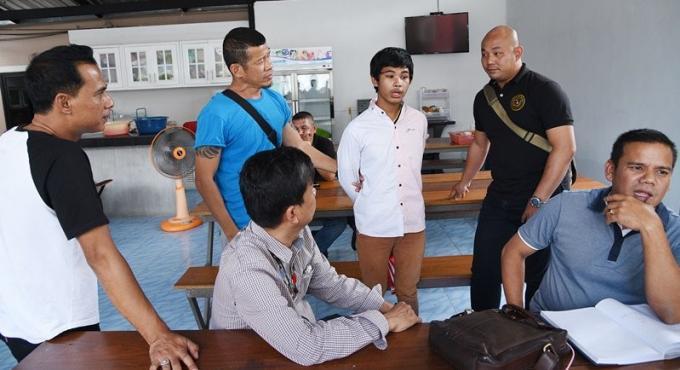 Arrestation d'un ressortissant birman qui vendait des téléphones volés à Central Festival