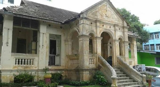 Le Boonphat Building' deviendra un musée