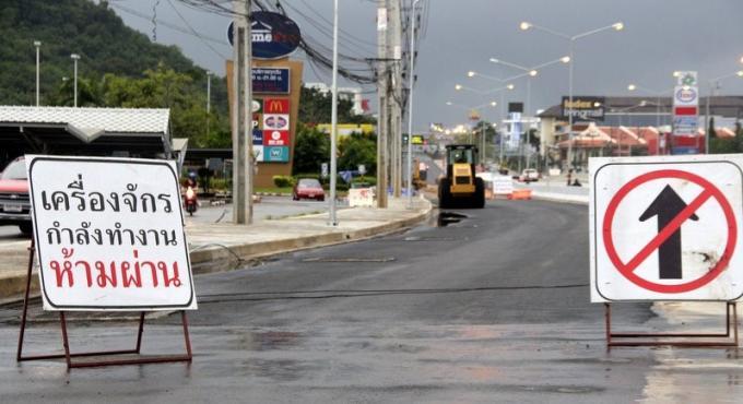 La pluie retarde à Septembre la fin des travaux du tunnel