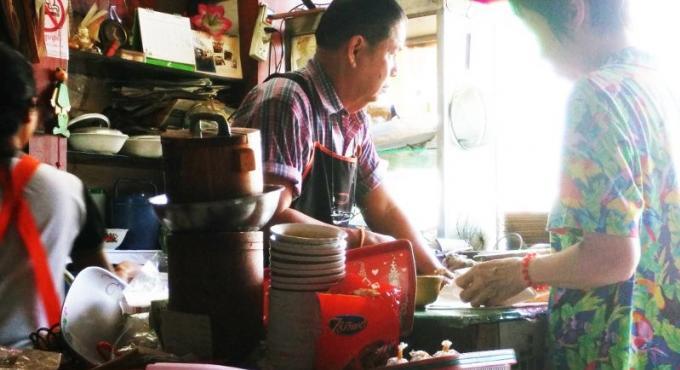 Ko Yoon, les nouilles légendaires de Phuket Town