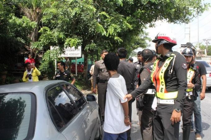 Un homme blessé par balle lors d'une course poursuite avec la police