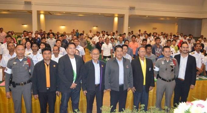 Les chauffeurs de Phuket seront formés pour être 'plus pro'
