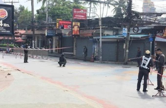 Le suspect de l attentat du jour de la Fête des Mères arrêté