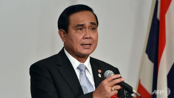 Le premier ministre Prayut lance le 'Startup 2016' à Phuket