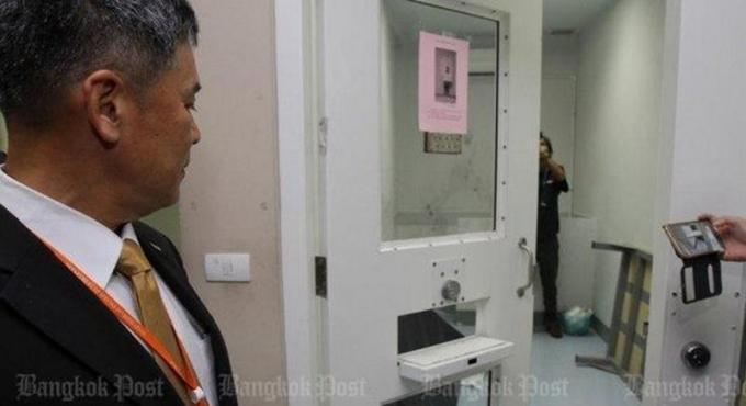 La police recherche les bandes de vidéos surveillance de la cellule du chef du cadastre