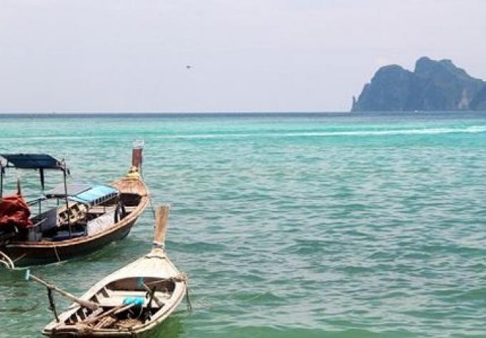 Un touriste chinois se noie à Koh Phi Phi
