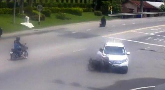 Le conducteur ayant grillé un feu rouge et provoqué un accident fatal sera poursuivi