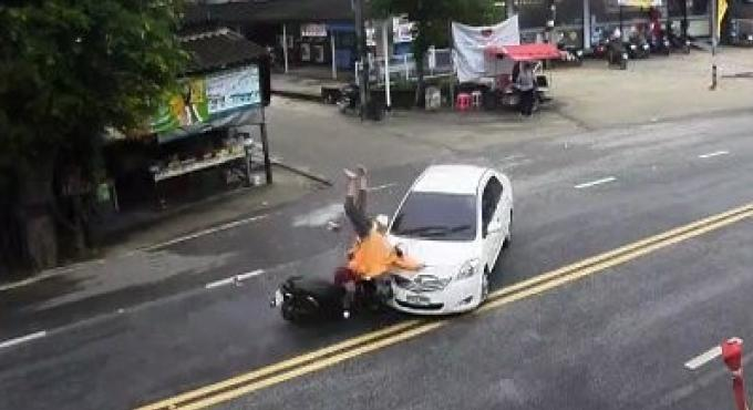La police de Phuket prend des mesures pour mettre un terme aux accidents mortels de Chalong