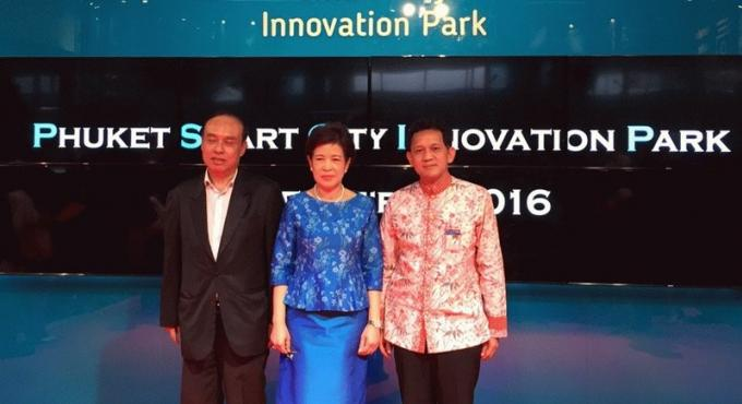 Phuket Smart City Innovation Park ouvre ses portes Saphan Hin