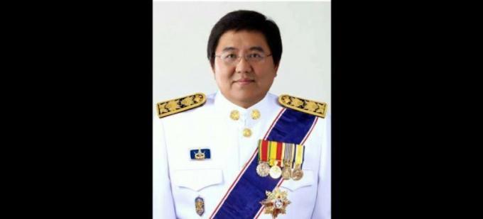 Le nouveau gouverneur de Phuket arrivera de Maha Sarakham