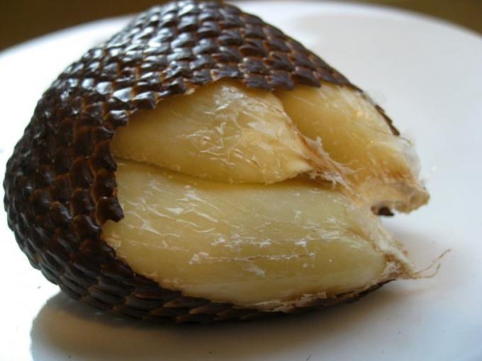 Snake fruit, aussi bizarre que son nom