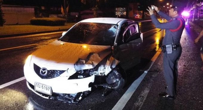 Un 'ghost rider' de Phuket meurt dans un accident