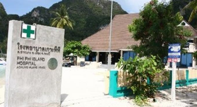 La noyade est bien la cause du décès du touriste chinois retrouve flottant inconscient a Koh Phi P