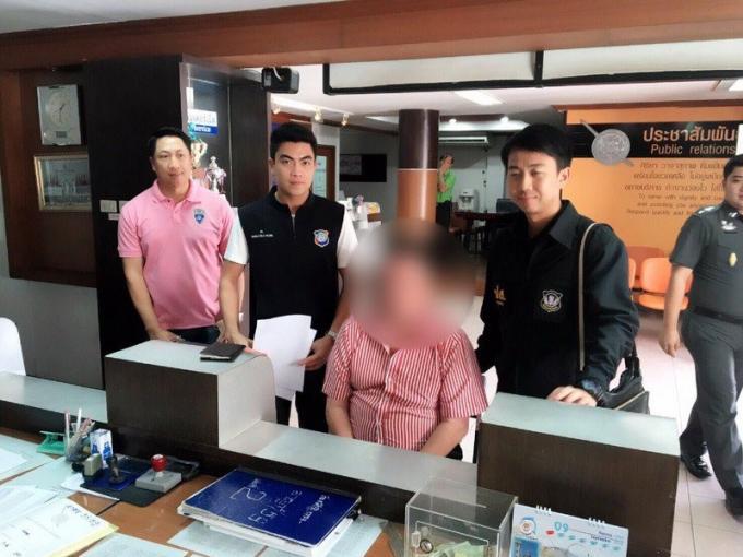 Un dealer fugitif australien muni d'un faux passeport arrêté dans un bar à Phuket