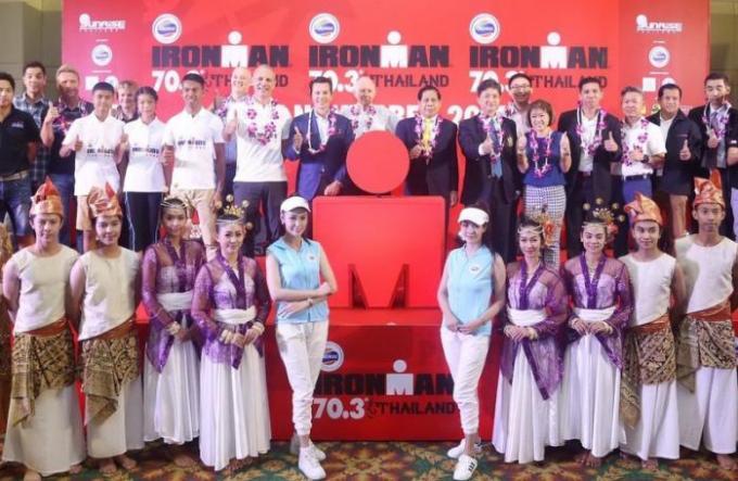 Phuket accueillera l'Ironman 70.3 en Novembre