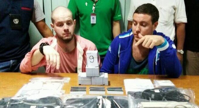 Des russes arrêtés à Phuket avec de fausses cartes bancaires