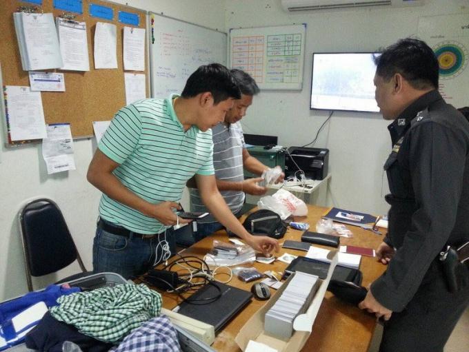 Arrestation Thailande Carte Bancaire.Des Russes Arretes A Phuket Av Actualite Phuket 2380