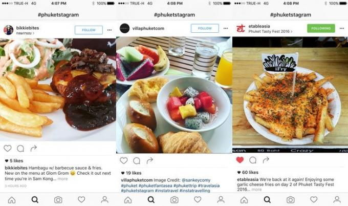 Meeting Phuketstagram ! Dimanche, postez vos meilleurs clichés 'bouffe'