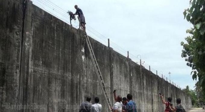 Des prisonniers dangereux s'échappent de l'établissement correctionnel pour les jeunes délinquant