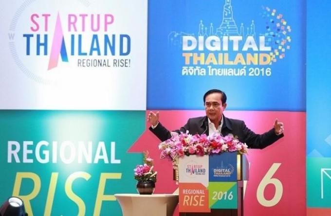 Startup Thailand