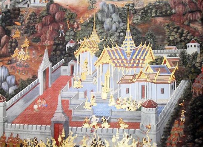 Le Thaï Ramakien en 7 faits intéressants