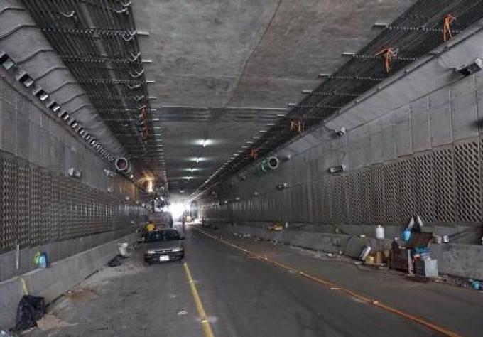 Prévision pour le souterrain, premières photos spéciales