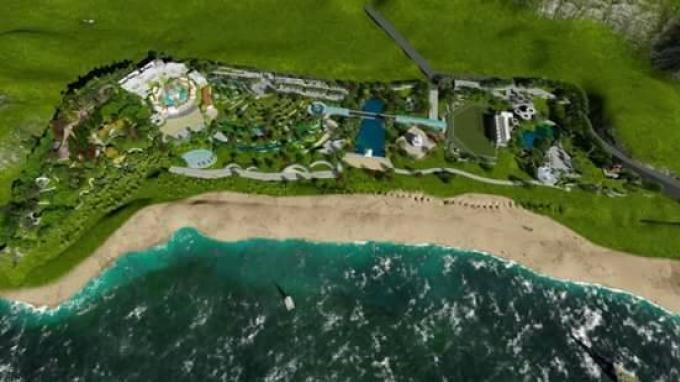 Les travaux du futur 'Surin Beach Park' débuteront le mois prochain pour un budget de 800 milli