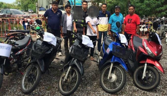 La police arrêté deux ados voleurs en série