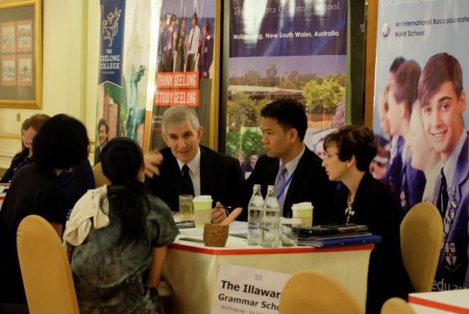 Les écoles australiennes veulent attirer les étudiants de Phuket